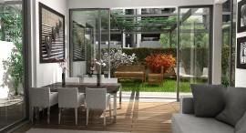 Utopix visioni d 39 architettura rendering milano home for Rendering giardino
