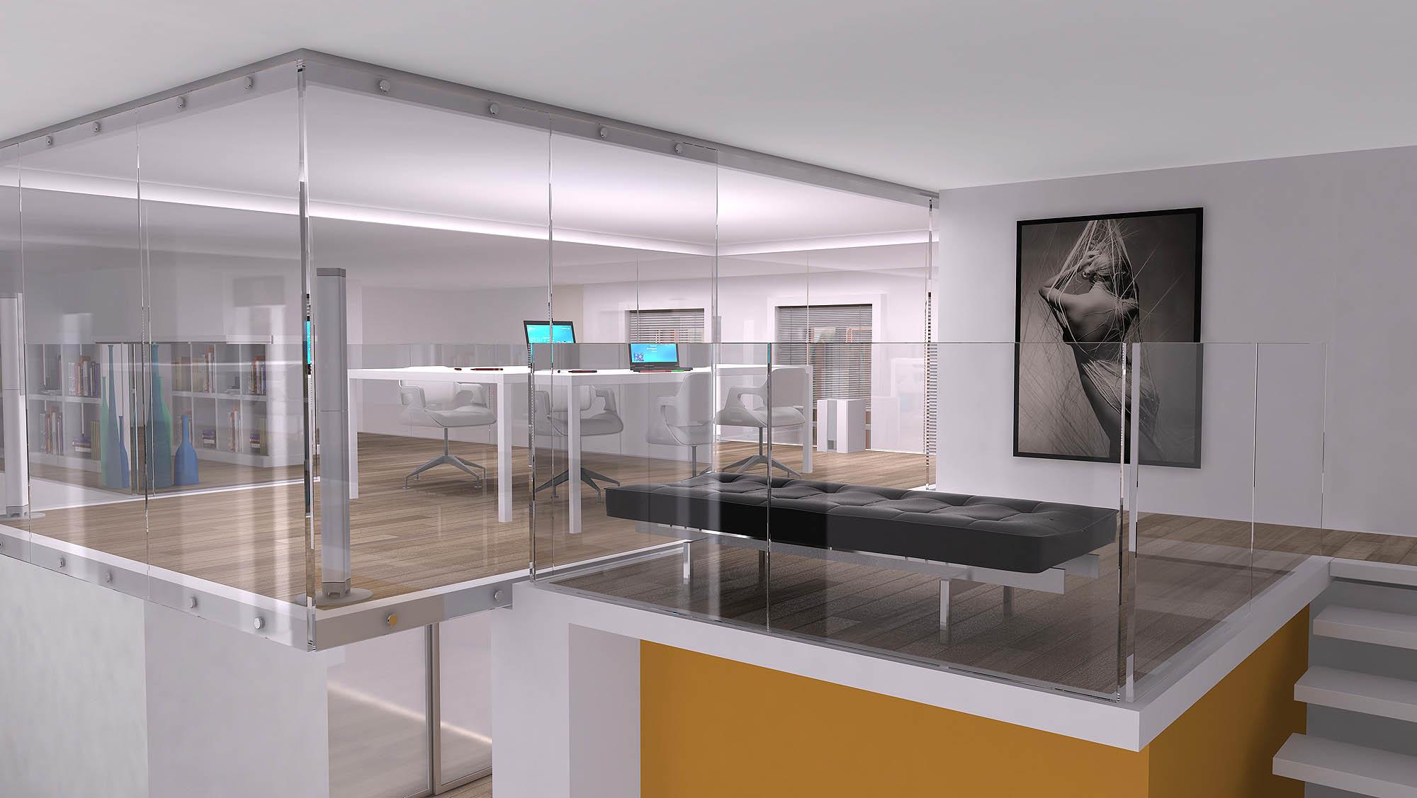 UtopiX - Rendering Milano